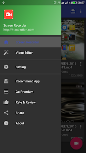 Screen Recorder- screenshot thumbnail