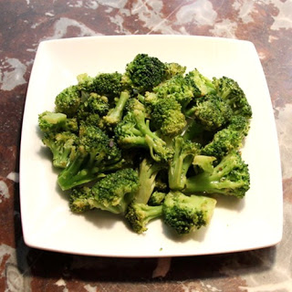 Five Minute Broccoli