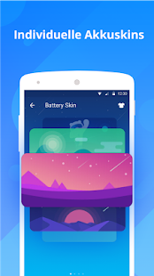 DU Battery Saver - Akku Sparen & Batterie Sparen Screenshot