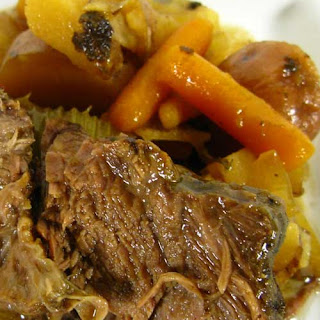 The Easiest Slow-Cooker Pot Roast EVER