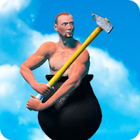 Getting Over It with Bennett Foddy pour PC (Windows / Mac)