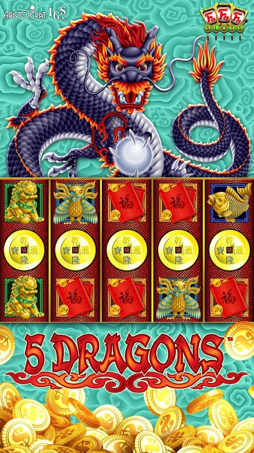 FaFaFa - Real Casino Slots Screenshot 1