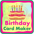 Free Download Birthday Card Maker APK for Samsung