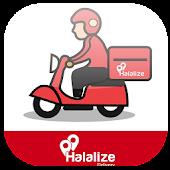 Halalize – Halal Food Online Delivery Bangkok APK for Bluestacks