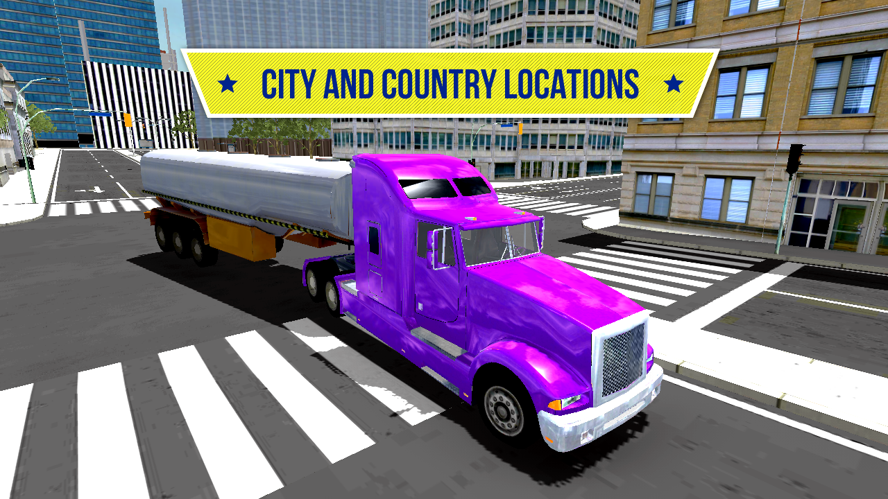 Big Truck Hero - Truck Driver Screenshot 3