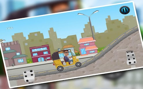 Auto RickShaw : Tuk Tuk Dash apk screenshot