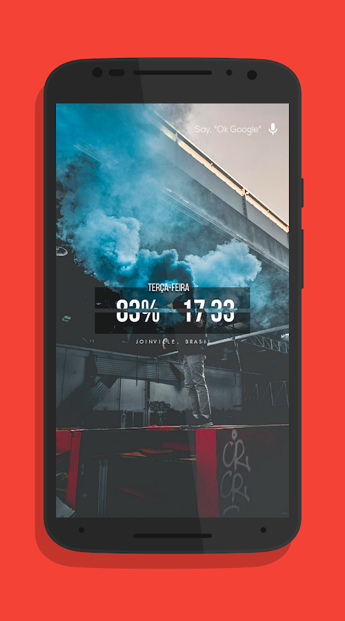 MEGA Zooper Widget Screenshot 3
