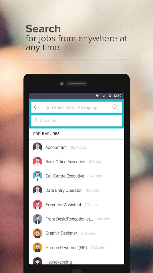 Job Search - Aasaanjobs Screenshot 6