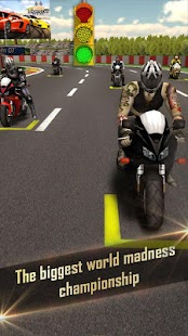Sports Bike Racing 3D- screenshot thumbnail