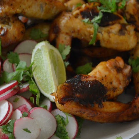 Quick and Easy Chicken Wings
