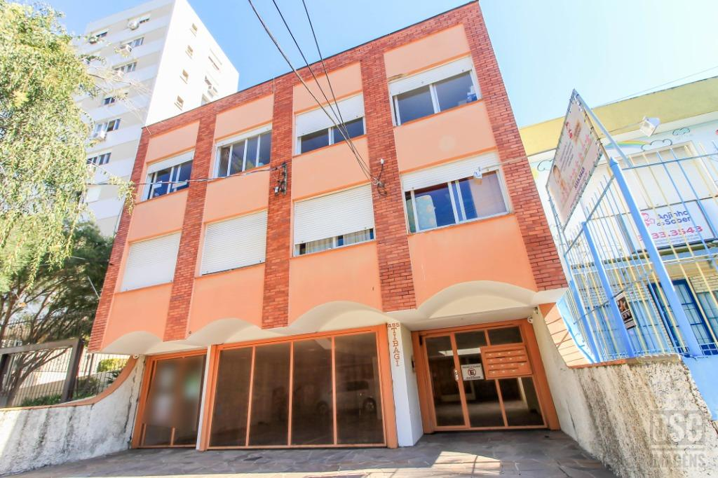 Kitnet residencial para locação, Rio Branco, Porto Alegre - KN0005.