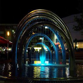 kochani by Јанус Т. - City,  Street & Park  Fountains