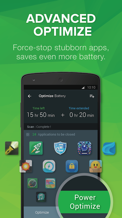 Battery Saver Pro Screenshot 3