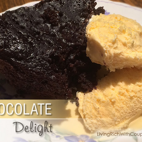 Crock Pot Chocolate Delight