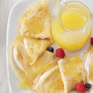 Lemon-Berry Crepes