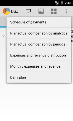 Budget Blitz Pro - screenshot