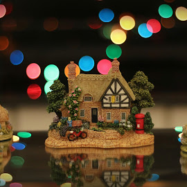 lilliput lane by Nicoletta Guyot Bourg - Artistic Objects Other Objects