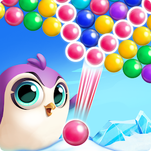 Icy Bubbles For PC / Windows 7/8/10 / Mac – Free Download