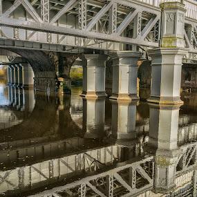 Bridge by Nigel Bishton - Buildings & Architecture Bridges & Suspended Structures