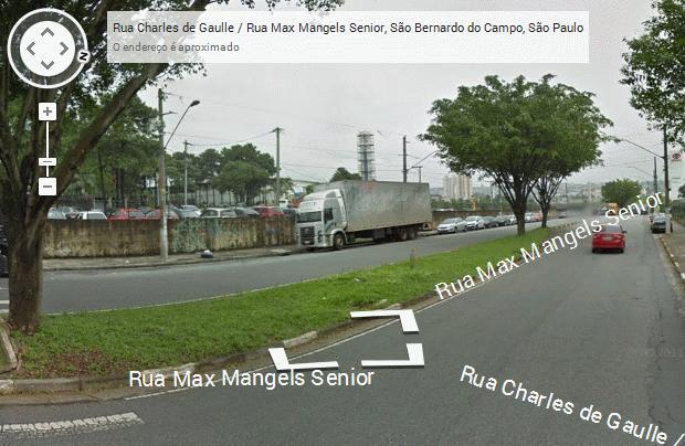 Galpão, Jardim Calux, São Bernardo do Campo (GA0144) - Foto 4