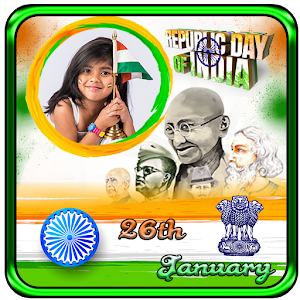 Download Republic Day Photo Frames 2017 For PC Windows and Mac