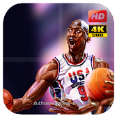Michael Jordan Wallpapers HD APK icon