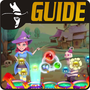 Fuel Bubble Witch Saga 2 Trick - screenshot