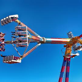Geneva, Plaine de Plainpalais by Radu Eftimie - City,  Street & Park  Amusement Parks ( geneva, plaine de plainpalais, amusement engine )