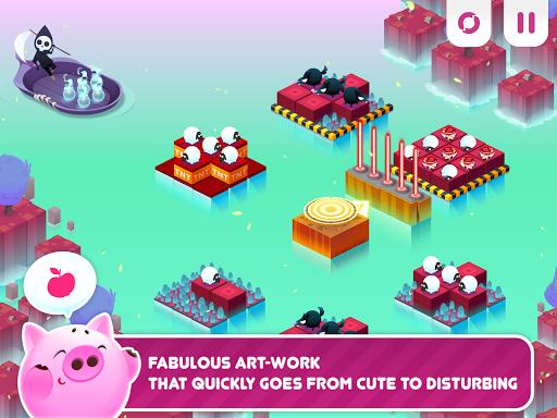 Divide By Sheep - Math Puzzle - screenshot