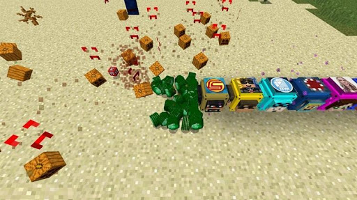 Lucky Block Mod Minecraft New For PC