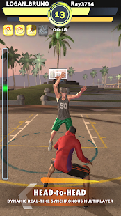Basketball Rivals - Slam Dunk on your Friends