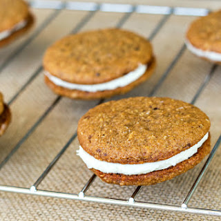 The Best Homemade Little Debbie Oatmeal Creme Pies Copycat