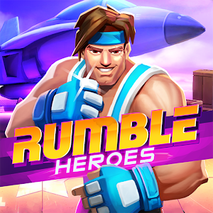 Rumble Heroes™ Released on Android - PC / Windows & MAC