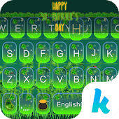 Saint Patrick´s Kika Theme Icon