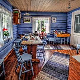 Old kitchen by Svein Hurum - Buildings & Architecture Other Interior (  )