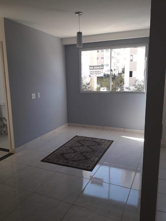 Apartamento com 2 dormitórios à venda, 45 m² por R$ 185.000,00 - Jardim Martins (Nova Veneza) - Sumaré/SP