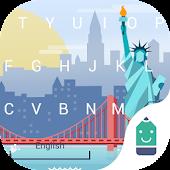Free New York Fiction Typany Theme APK for Windows 8