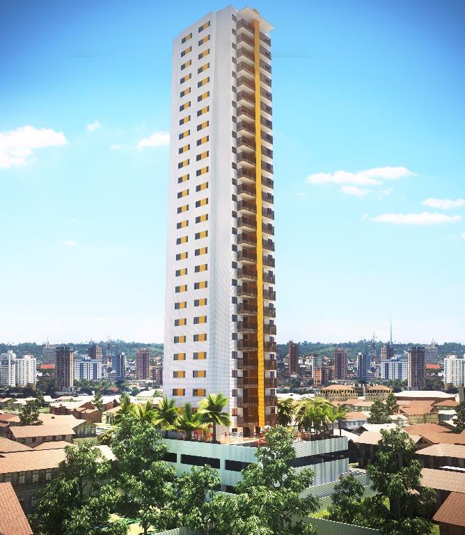 Apartamento residencial à venda, Manaíra, João Pessoa - AP5225.