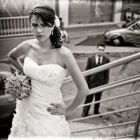 by Tatiane Maria - Wedding Bride & Groom