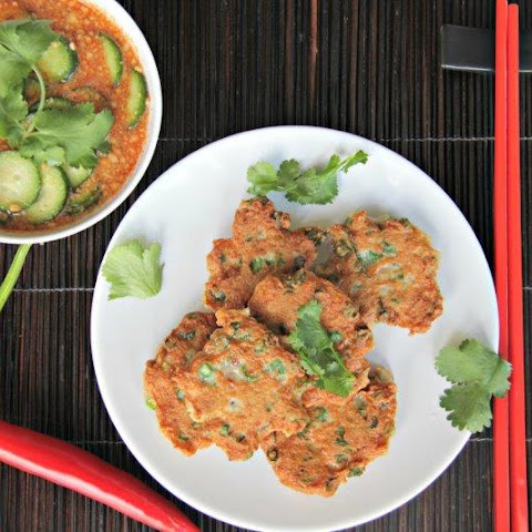 Authentic Thai Fish Cakes