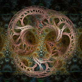 JWF18268-a by Ricky Jarnagin - Illustration Abstract & Patterns ( jwildfire, patterns, fractal, geometric, abstract )