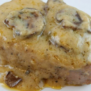 Garlic Pork Chops With Mushrooms Recipes