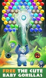 Download Jungle POP Bubble Shooter APK on PC