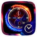 Power GO Clock Theme APK for Bluestacks