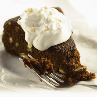 Spicy Ginger Cake