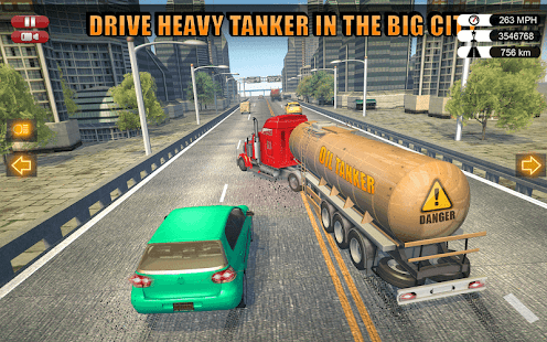 Highway Traffic Truck Racer: Oil Truck Games APK for Kindle Fire