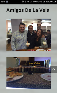 La Vela Cocktail Bar - screenshot