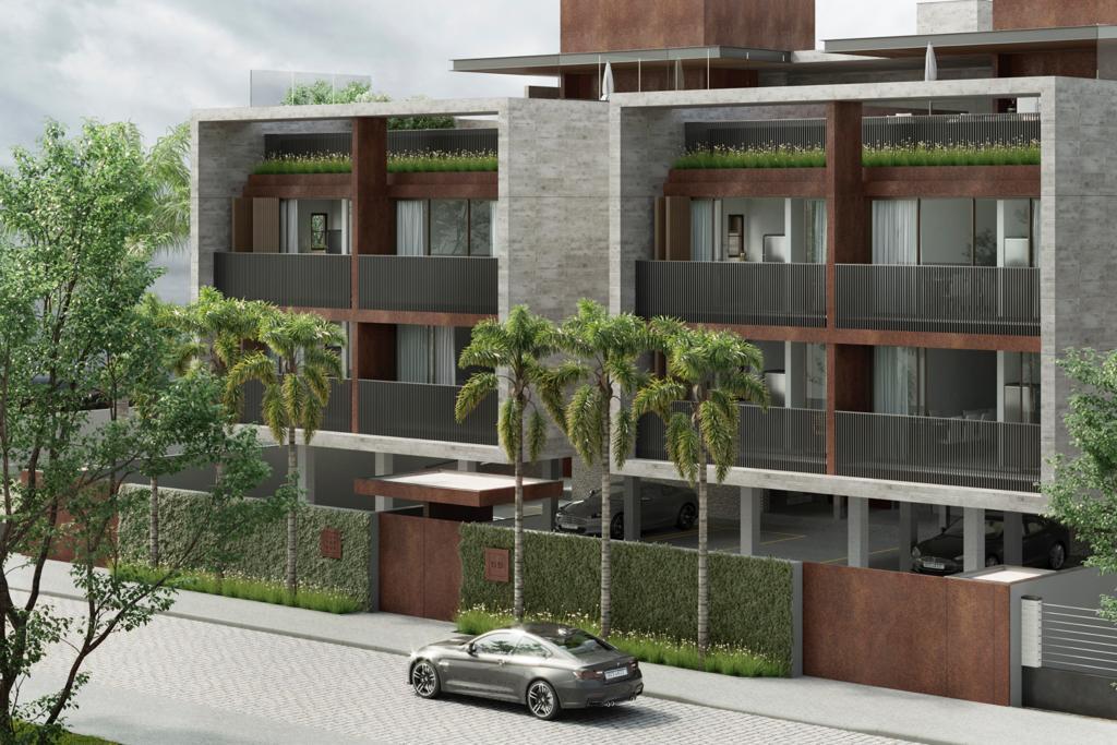 Apartamento com 2 dormitórios à venda, 70 m² por R$ 336.000 - Bessa - João Pessoa/PB