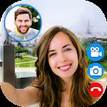 Fake Video Call : Girlfriend FakeTime prank Icon