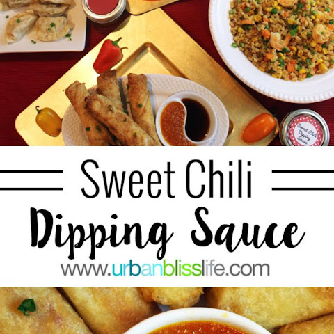 Homemade Sweet Chili Dipping Sauce